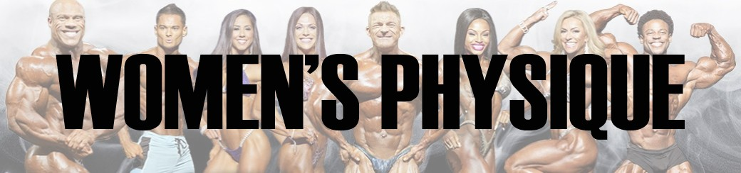 2018 Olympia Women's Physique Call Out Report