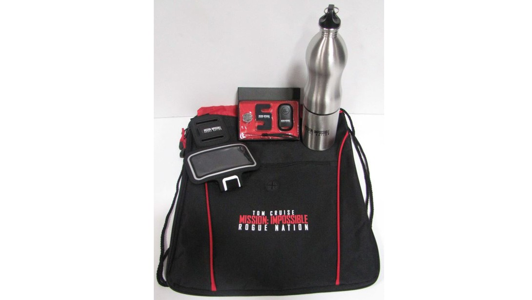 Win a Mission Impossible - Rogue Nation Gift Bag