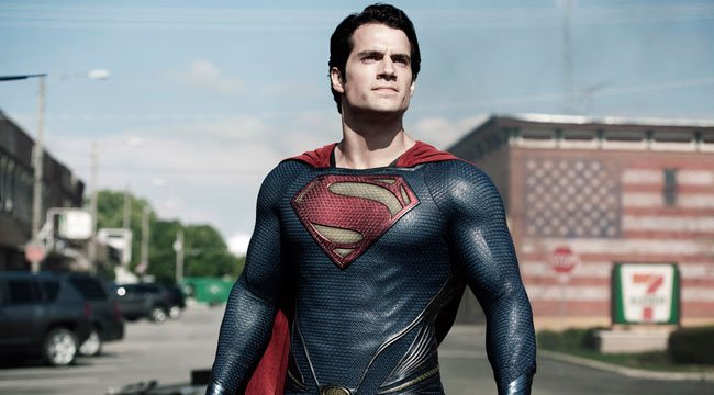 Man of Steel: How Henry Cavill Got Superhero-Shredded
