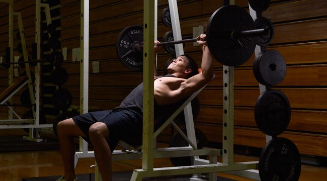 The Teenage Weightlifting Guide Muscle Amp Fitness