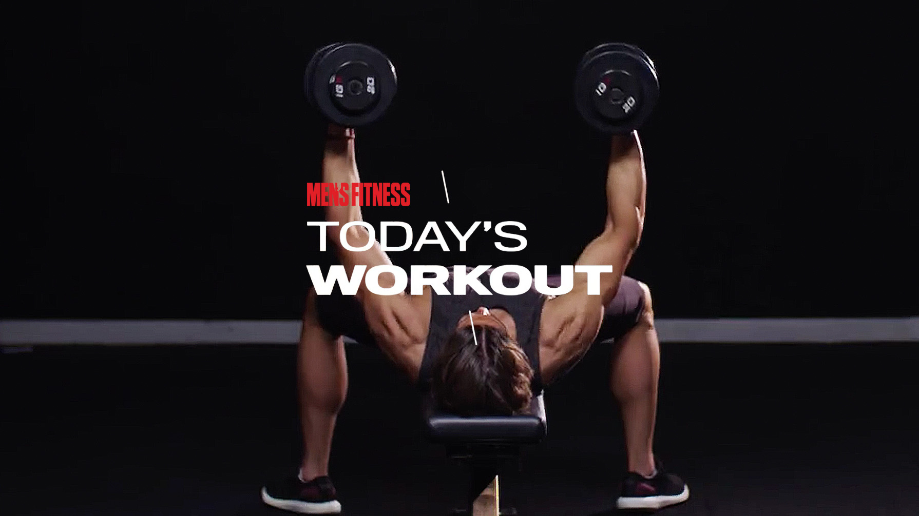 Today's Workout 87: The high-caliber circuit for a bigger, more powerful chest