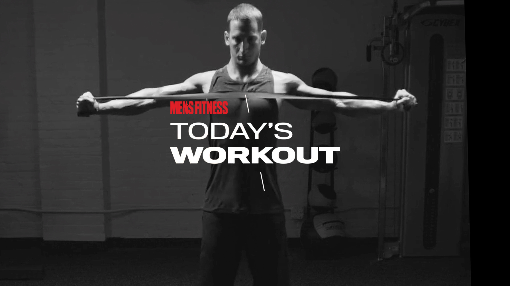 Today's Workout 114: The 4-move circuit to switch up your upper-body routine