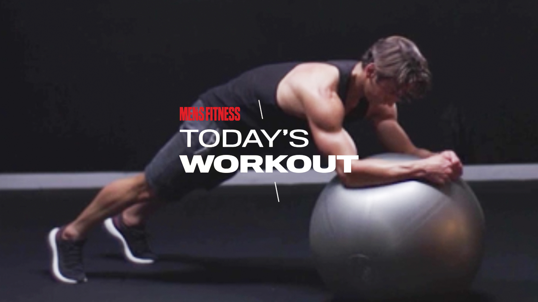 Today's Workout 103: 4 unconventional moves to build your chest and core