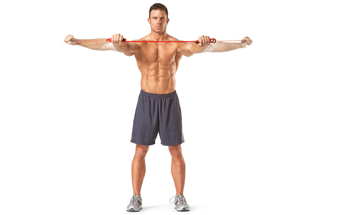 3 Unique Resistance Band Exercises | Muscle & Fitness