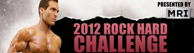 rock hard challenge