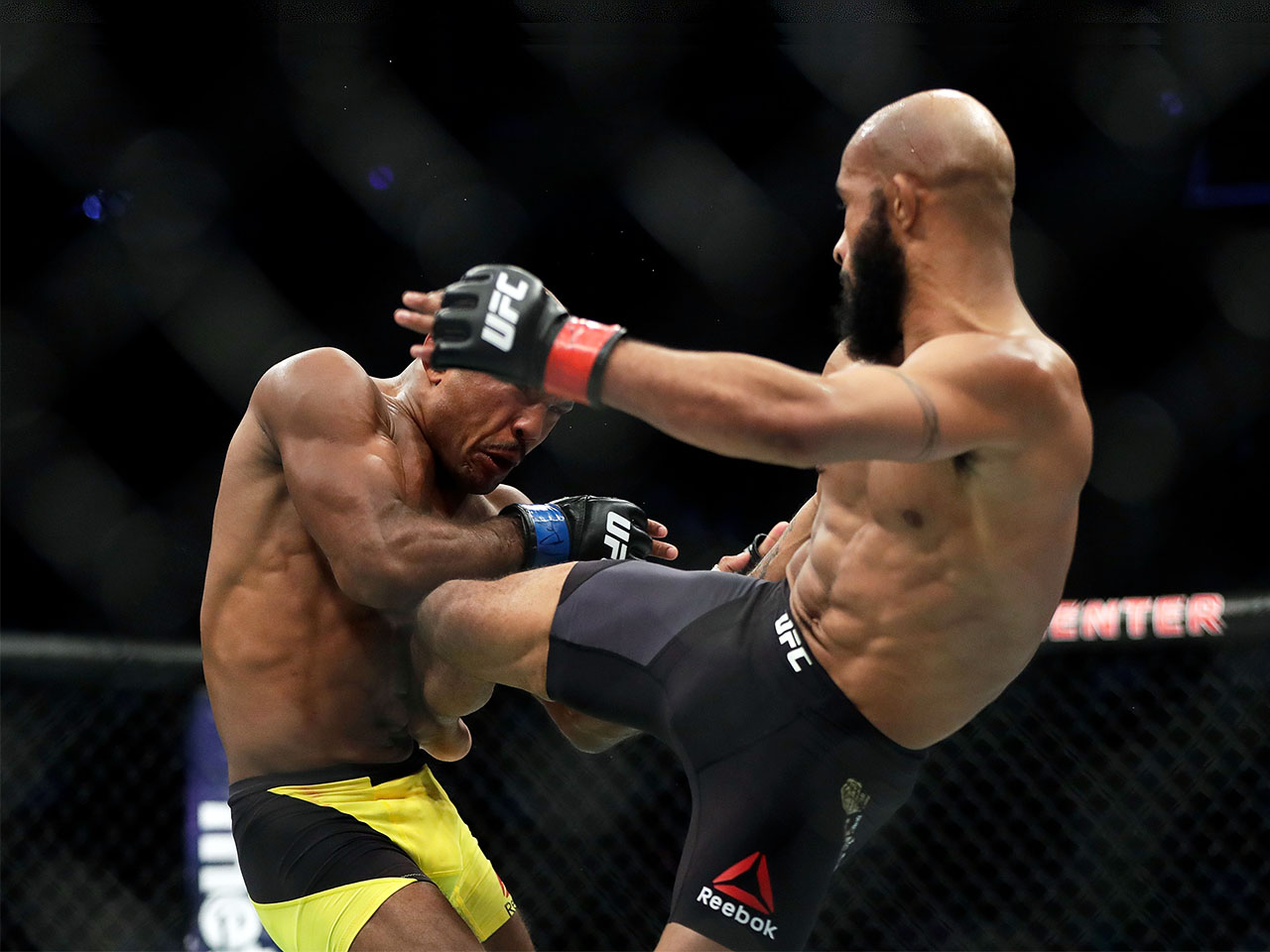 The UFC workout program to get built like a fighter