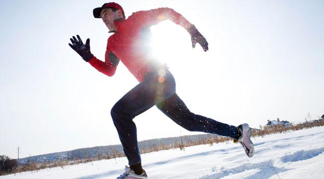 5 Tips for Cold Weather Training