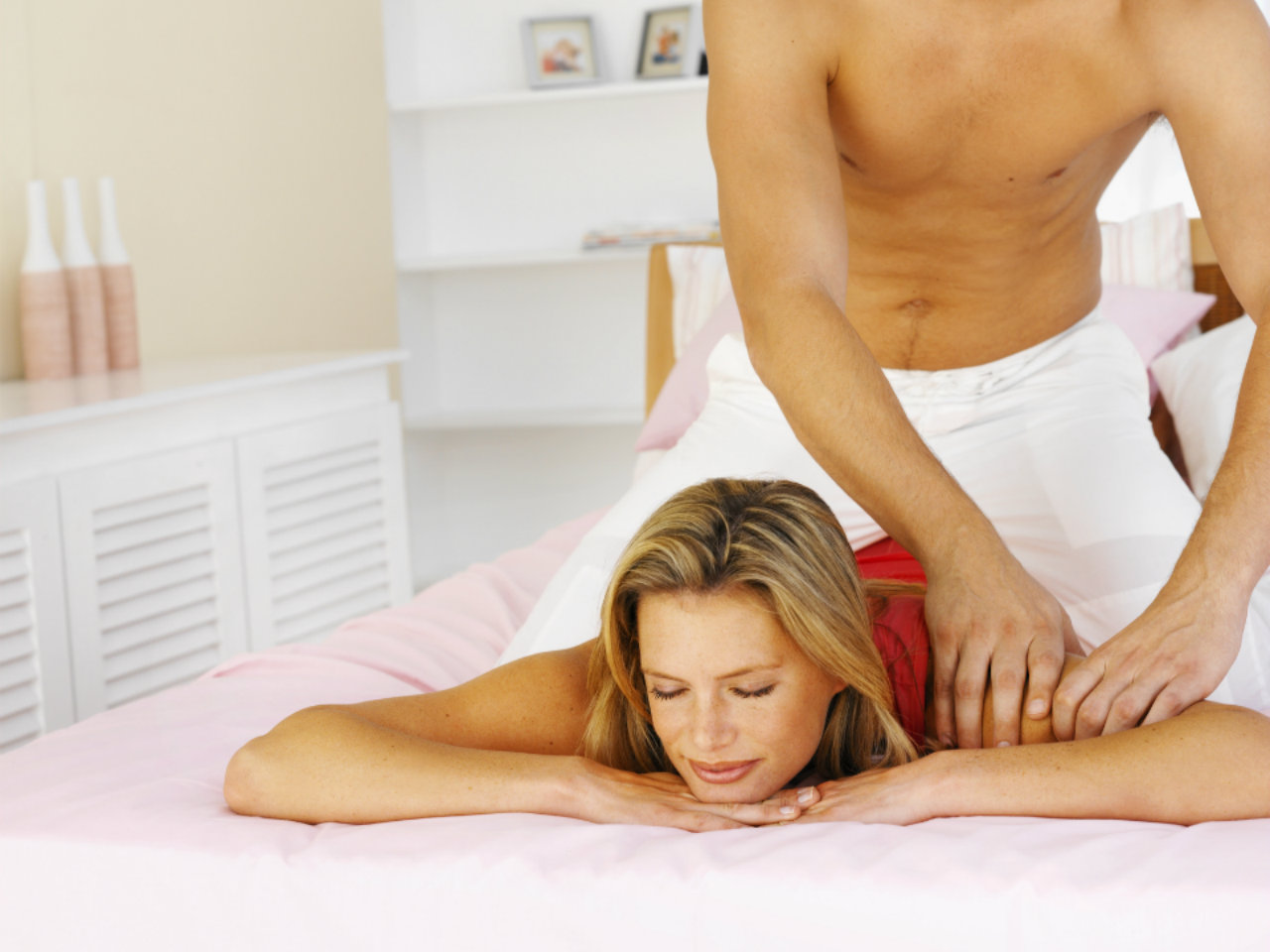 Massage techniques for better sex muscle fitness